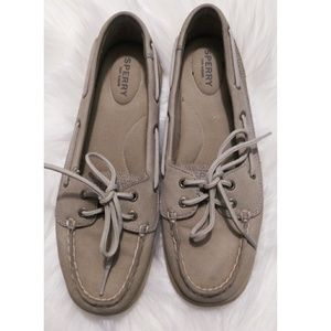Sperry Topsider Women's Boat Shoes! Sz: 9